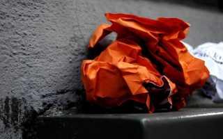 Технология создания недорогой декоративной штукатурки из бумаги и газет