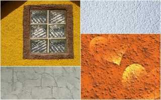 Фактурная штукатурка – рельефная отделка стен притягивающая взгляд