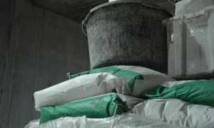 Все что нужно знать о цементной штукатурке и составах на ее основе