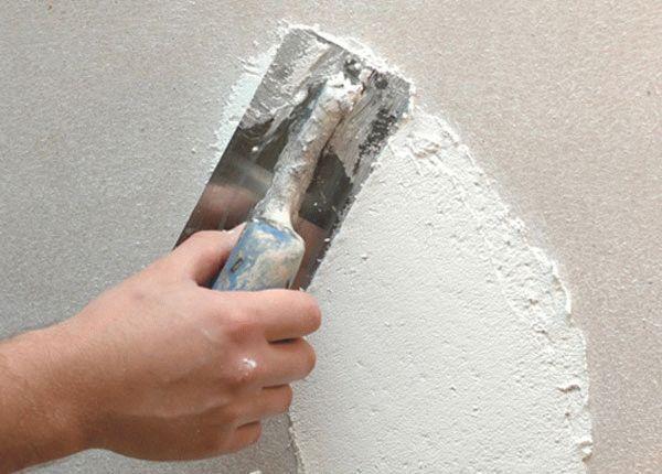 Технология нанесения декоративной штукатурки на стены
