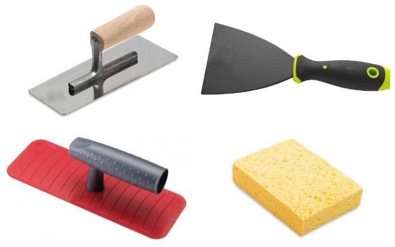 инструмент для роллерной штукатурки