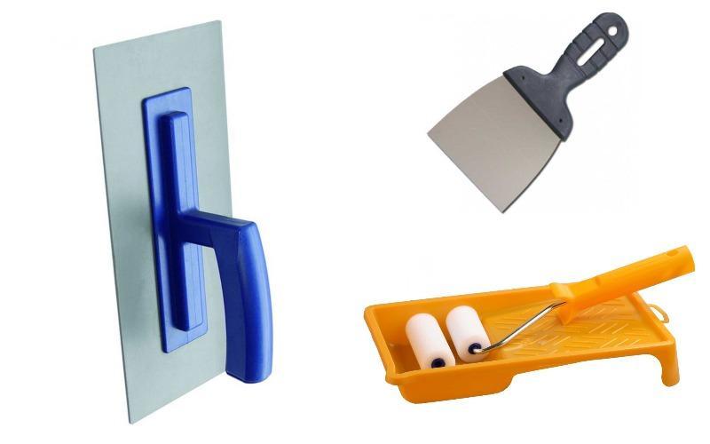 инструмент для штукатурки короед