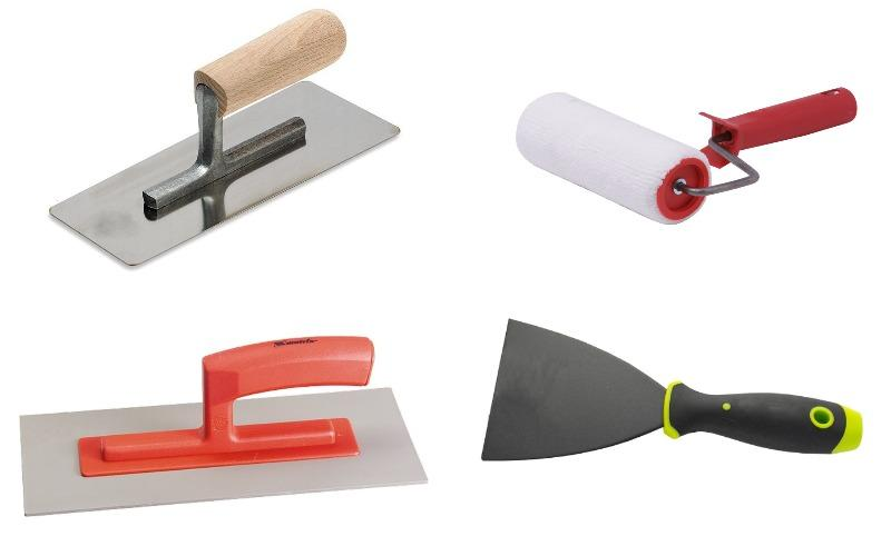 инструмент для штукатурки травертин