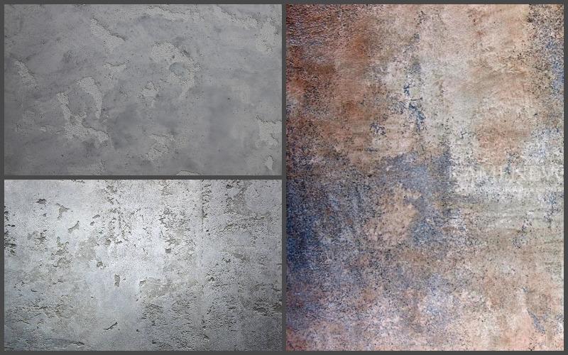 особенности применения штукатурки под бетон