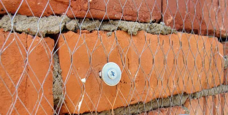 подготовка кирпичной стены