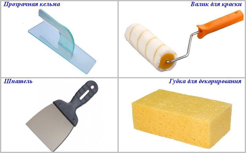 инструмент для штукатурки из бумаги