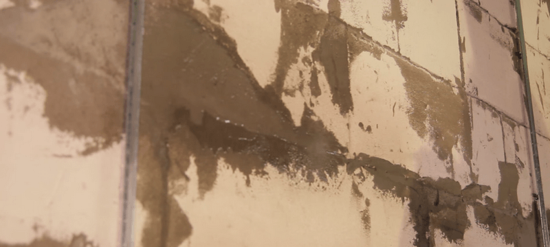 подготовка стен под звукоизоляционную штукатурку