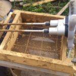 просеивание глины