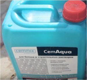 гидрофобная смесь Cemmix CemAqua