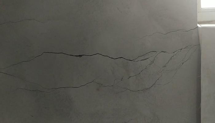 Паутинистые трещинки