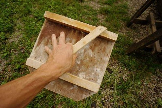 штукатурный сокол своими руками