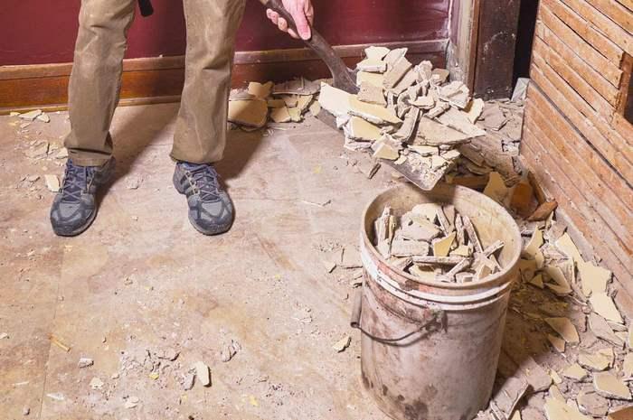 сбор и использование строительного мусора