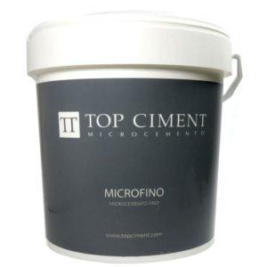 top ciment microfino