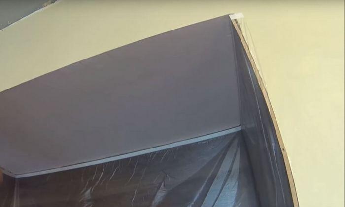 защита поверхности стен