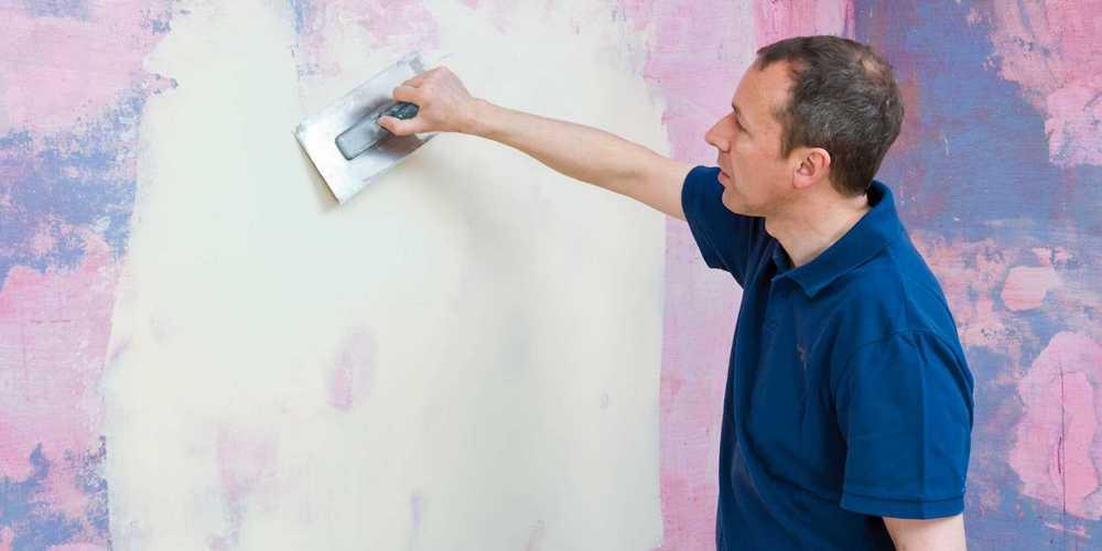 бетонконтакт нанесенный на масляную краску