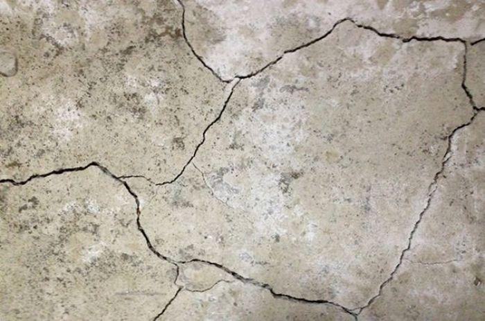 дефекты цементной штукатурки