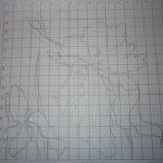 эскиз барельефа 2
