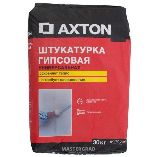 Axton гипсовая