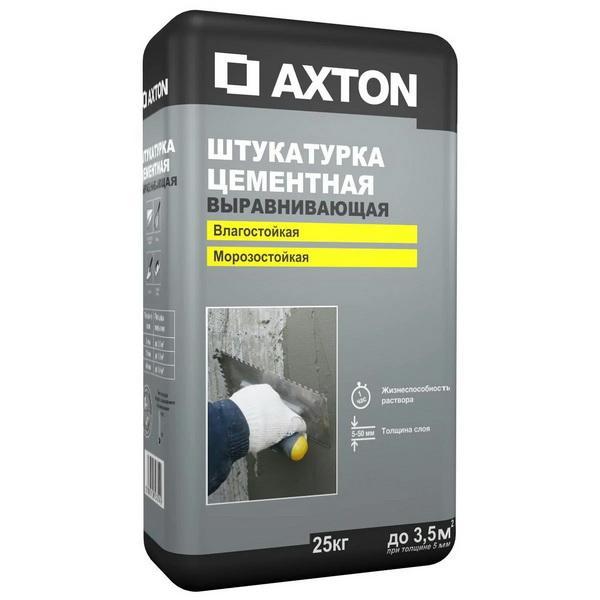 Axton цементная