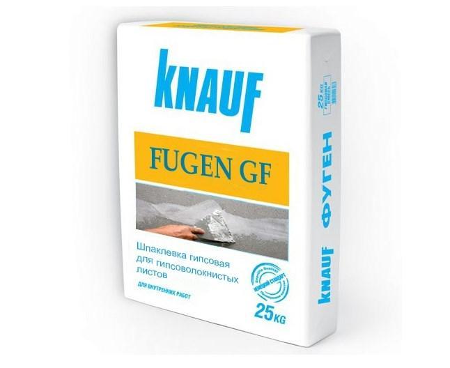 гипсовая универсальная штукатурка Knauf Fugen