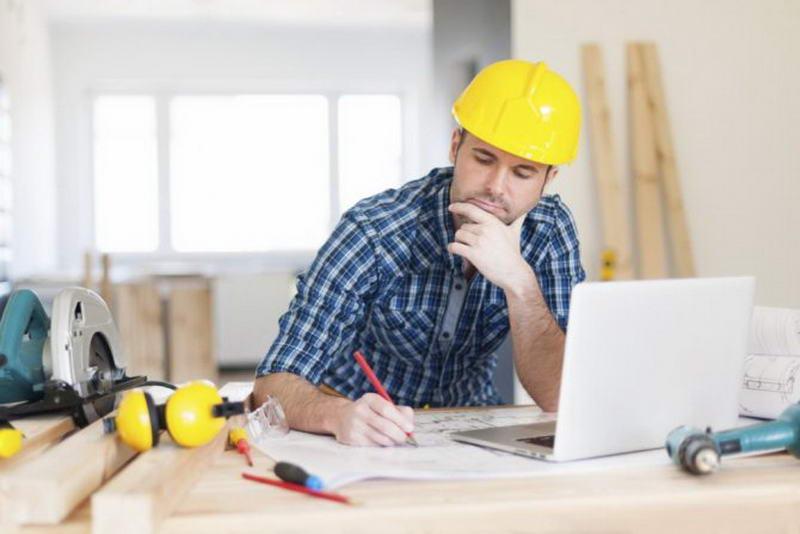 строитель считает